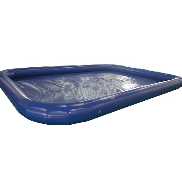 sj pl15002 7m deep blue rectangular inflatable pool for sale - Rectangle Inflatable Pool
