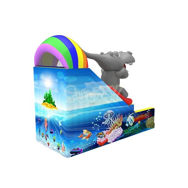 15ft Cartoon Water Slide