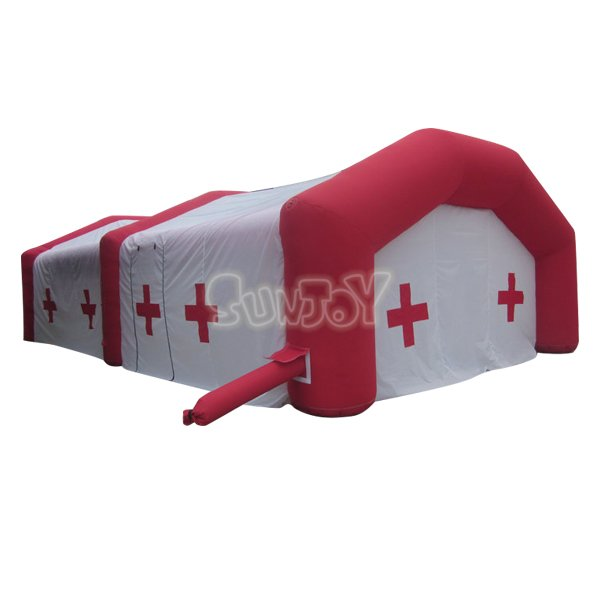 10m Inflatable Hospital Tent For Sale Sj It12054