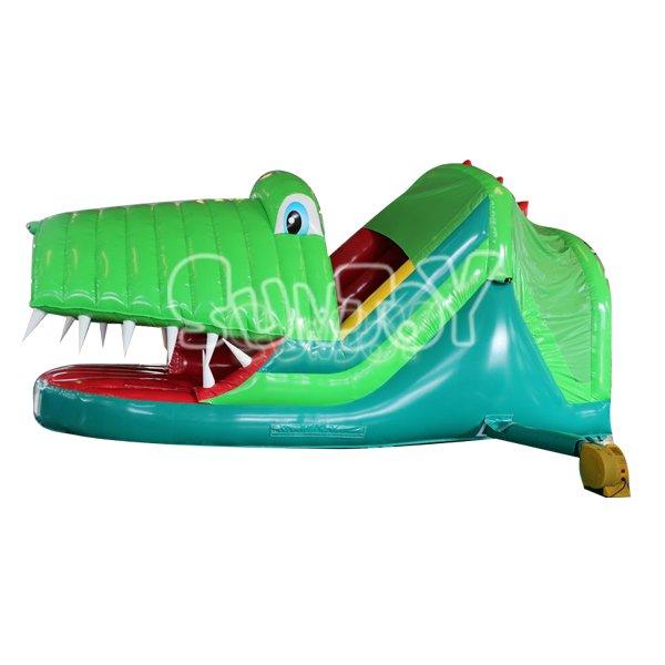 Inflatable Crocodile Bouncer ...