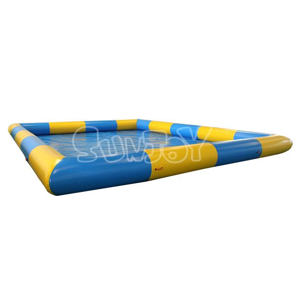 10m rectangular inflatable pool - Rectangle Inflatable Pool