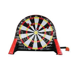 SJ-SP17035 Inflatable Velcro Dart Board For Shooting Game