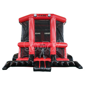 SJ-AP16023 Inflatable Red Car Indoor Playground For Sale