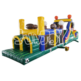 SJ-OB16010 Inflatable Sport Game Obstacle Course Wholesale