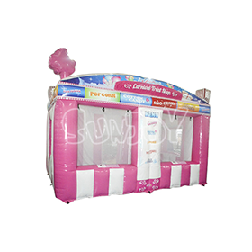 SJ-TE140025 Outdoor Candy Booth