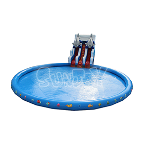 SJ-WSL15015 Inflatable Water Sl