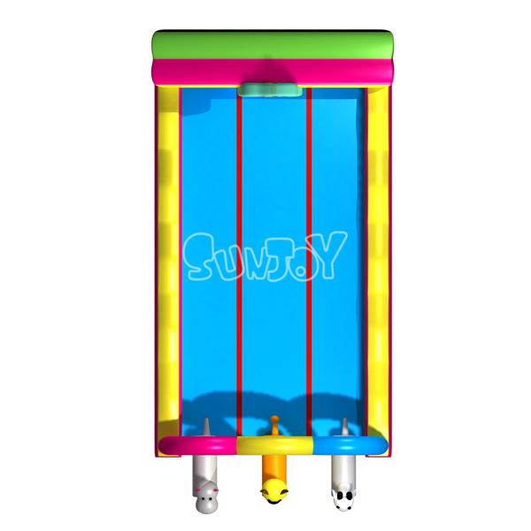 Kids Fun Race Inflatable Game