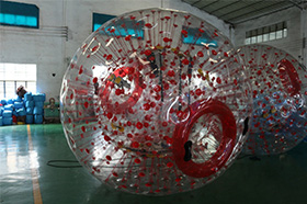 SJ-ZB16016 Inflatable Zorb ball