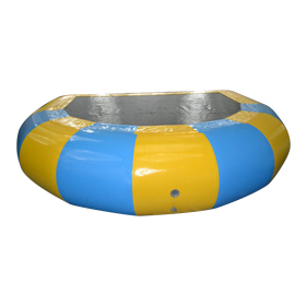 SJ-WG12054 Semicircular Inflatable Trampoline For Water