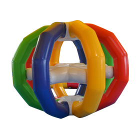 SJ-WG12057 Inflatable Ball Air Cage For Kids and Adults