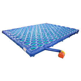 SJ-SP16062 Inflatable Mattress Run Obstacle Mat For Sale