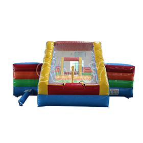 SJ-SP16063 Inflatable Football Field Soccer Court For Sale
