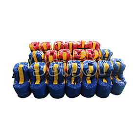 SJ-SP16064 10 Pairs of Jumbo Inflatable Football Shoes