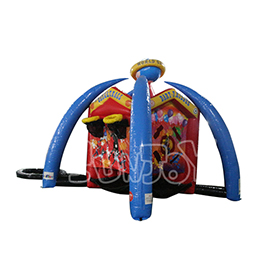 SJ-SP16091 5 In 1 Inflatable Sports Game For Kids