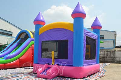 sunjoy inflatable bounce houses for sale