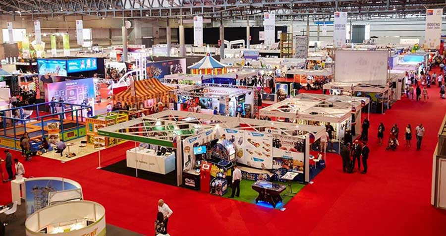 Euro Attractions Show Hall