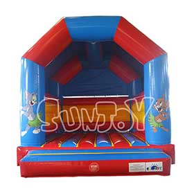 SJ-BO15011 Inflatable Tom and Jerry Bounce House For Kids