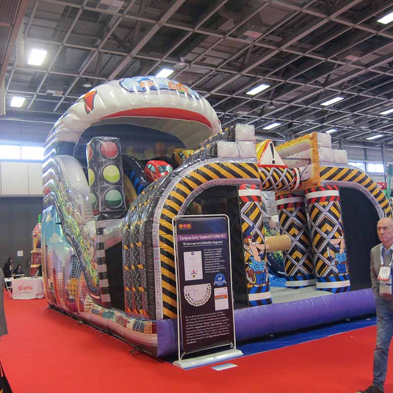 Sunjoy in Euro Attractions Show (EAS) 2017 4