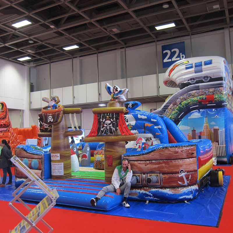 Sunjoy in Euro Attractions Show (EAS) 2017 5