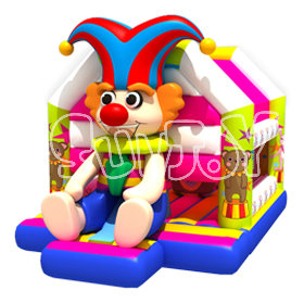 20' Inflatable Clown Bouncer Ne