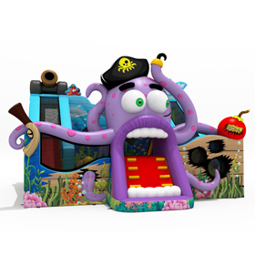 SJ-PG171101 Octopus Pirate Infl