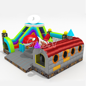 Fly Bomb Inflatable Amusement P