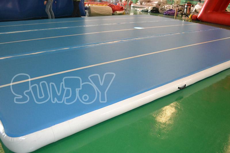 Air Track Gymnastics Mat Quiz